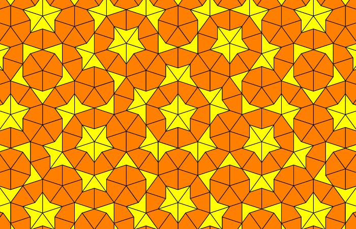 Penrose Tiling in Swift